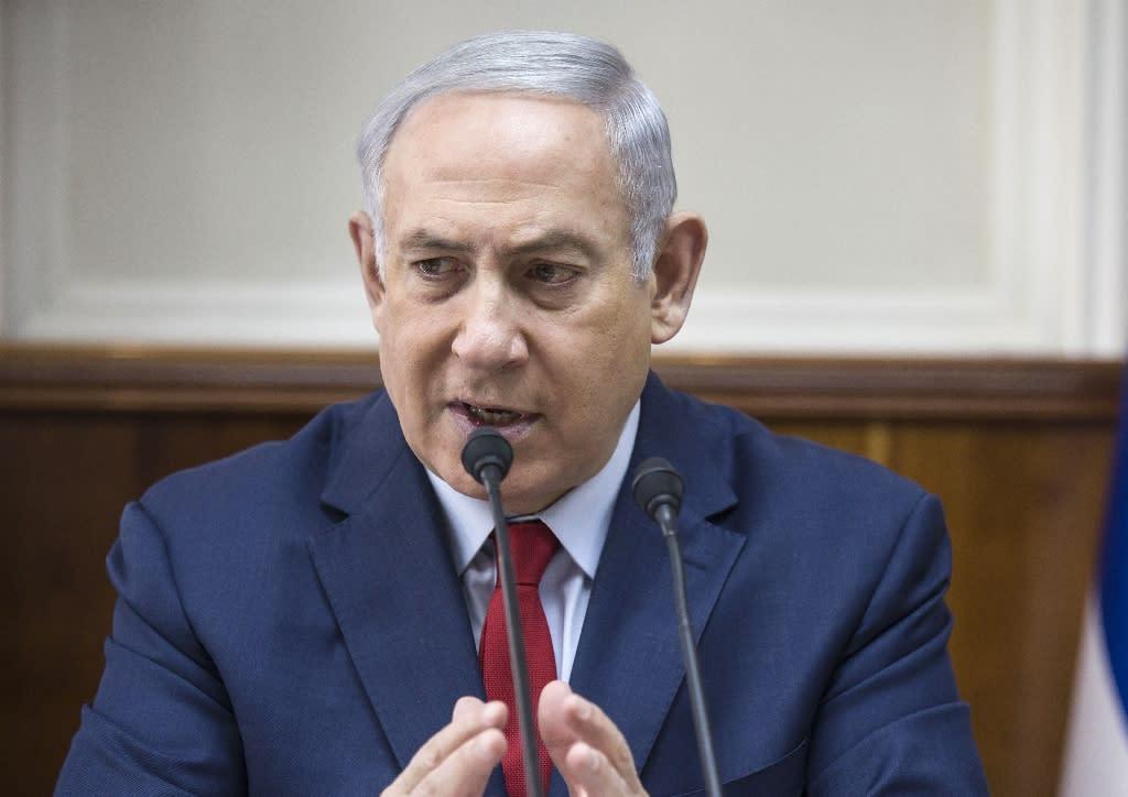 Israeli Prime Minister Benjamin Netanyahu has denied graft allegations