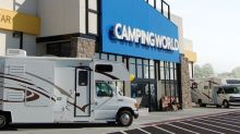 RV Pain Hits Camping World