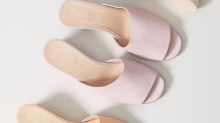 Everlane just added tons of their most popular sandals to their Choose What You Pay sale