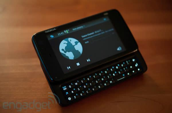 Nokia N900 review