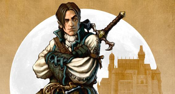 Bid for a role in Fable 2 at Child's Play dinner auction