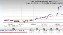 Cooper Companies (COO) Hits 52-Week High on Solid Prospects