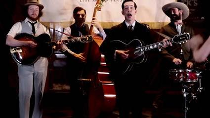 Pokey LaFarge Celebrates Midwest in Central Time – Premiere