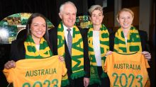 Matildas capt thrilled with World Cup bid