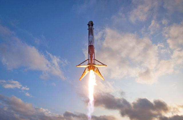 Watch SpaceX's second attempt at launching a US spy satellite