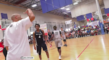 LaVar Ball took his AAU team off the court and forfeited a game after getting called for a technical foul
