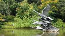 UNESCO World Heritage Sites: Singapore Botanic Gardens and 3 others