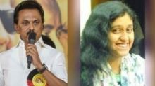 'Death of IIT Madras student Fathima Latheef not suicide', says DMK president MK Stalin