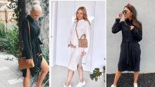 The 'gorgeous' Kmart knitted winter dresses flying off the shelves