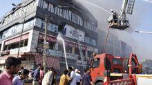 India: 17 estudiantes muertos en incendio en oeste del país