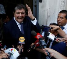 Peru's ex-president Garcia kills himself to avoid arrest in Odebrecht probe