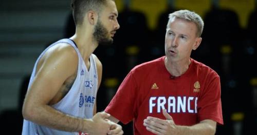 Basket - Bleus - Vincent Collet apprécie le choix d'Evan Fournier de jouer l'Euro 2017