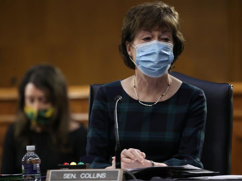 Senators attempt to advance bill lengthening coronavirus business loan terms