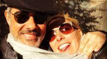 William Bonner se casa em SP com Natasha Dantas