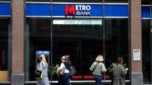 UK's Metro Bank reports smaller loss as economy picks up