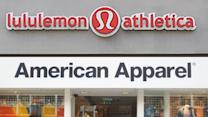At Lululemon and American Apparel two retail icons fight to regain control