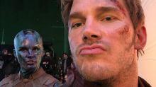 """Los Avengers """"rescatan"""" a Chris Pratt de la cancelación en las redes sociales"""