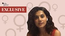 Taapsee On Bollywood Post #MeToo, Online Toxicity and the I-T Raid