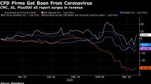 Virus Revives Beaten-Down CFD Firms as Britons Bet on Markets