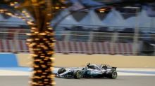 Motor racing - Bottas bounces back in Bahrain with first pole