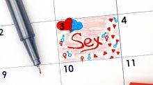Agendar el sexo, ¿sí o no?