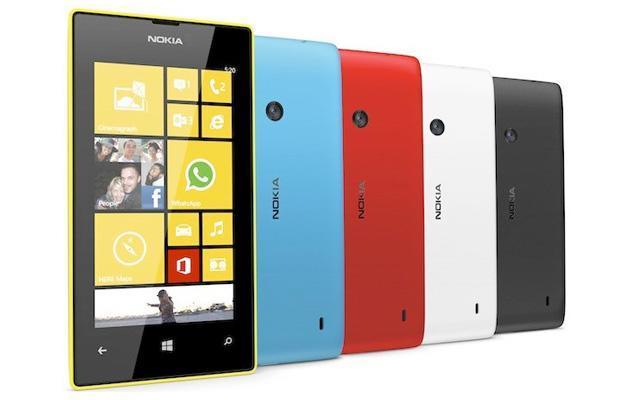 How would you change Nokia's Lumia 520?
