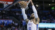 Steven Adams is a monster, and the Thunder are finally letting him feast