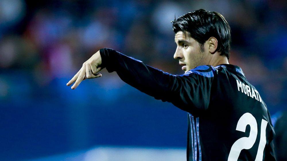 Medien: AC Mailand jagt Alvaro Morata