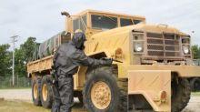 U.S. Army vergibt Produktionsauftrag in Höhe von 21,8Millionen USD an FLIR Systems für ein Spray zur Entdeckung von Nervenkampfstoffen