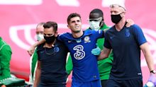 Injury forces Pulisic out of FA Cup final as Chelsea star damages hamstring