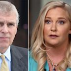 Prince Andrew's Accuser Speaks Out After Royal Quits: It's 'Welcomed News' but 'Only a Half Truth'