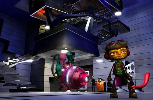 Psychonauts becomes an official PS2 Classic on August 28
