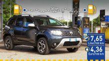 Tatsächlicher Verbrauch: Autogas-Version Dacia Duster TCe 100 Eco-G im Test