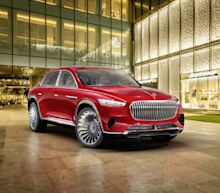 This Mercedes-Benz Maybach SUV Concept Might Soon Become the Fanciest Car in the World