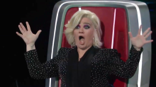 'Gaylor Swift' contestant's audition shocks 'The Voice' coaches