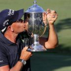 Veteran Henrik Stenson says he's 'still young at heart' after winning Wyndham Championship
