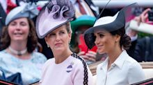 The first royal to trial Ascot's new dress code