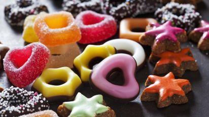Bildbeweis: So viel Zucker steckt in deinen Lieblings-Weihnachtssüßigkeiten