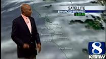 Check out your Sunday evening KSBW Weather Forecast 04 07 13
