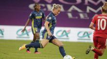 Foot - C1 (F) - OL féminin : Amandine Henry touchée à un mollet
