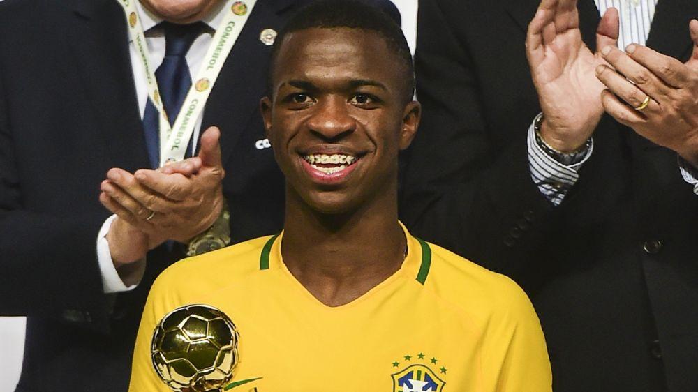 Así es Vinicius Junior, el brasileño que ha firmado con el Real Madrid