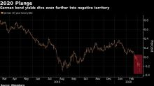 German Bonds Surge to Take Benchmark Yields to Record Lows