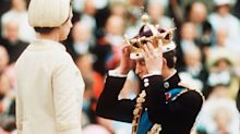 The Surprising History of the Ping Pong Ball Hidden in Prince Charles's Coronet