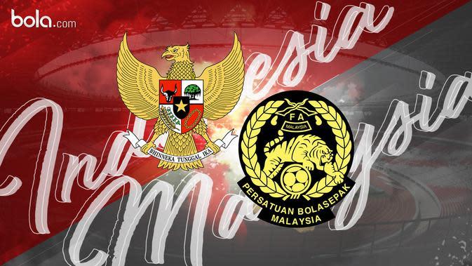 Jadwal Timnas Indonesia vs Malaysia di Kualifikasi PD 2020 ...