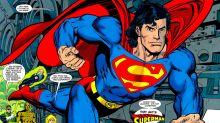 Justice League Fan Art Imagines Resurrected Superman With Long Hair