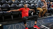 Can the return of Dante Exum give the Jazz a boost in the West playoff race?