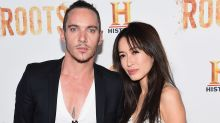 Jonathan Rhys Meyers detained at LAX after 'verbal altercation' with wife on flight: Here's what she has to say.