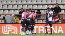1-0. El ecuatoriano Castillo le da el triunfo al Juárez FC ante el Necaxa
