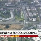 Law enforcement officers search for suspect in high school shooting in Southern California