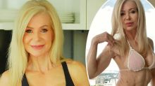 Fit Melbourne grandmother, 64, stuns with six-pack